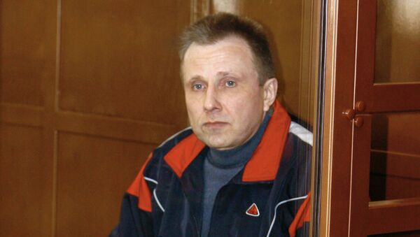 Экс-сотрудника службы безопасности НК ЮКОС Алексей Пичугин