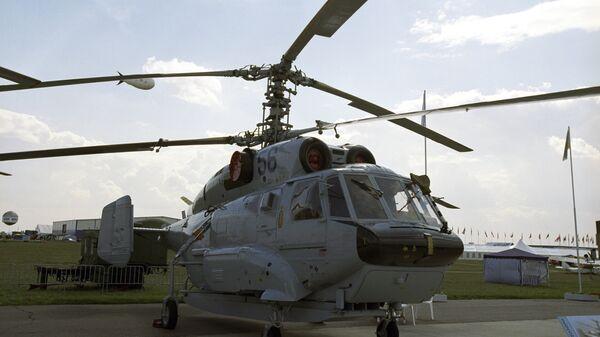 Вертолет Ка-31, созданный в Опытно-конструкторском бюро имени Н.И.Камова