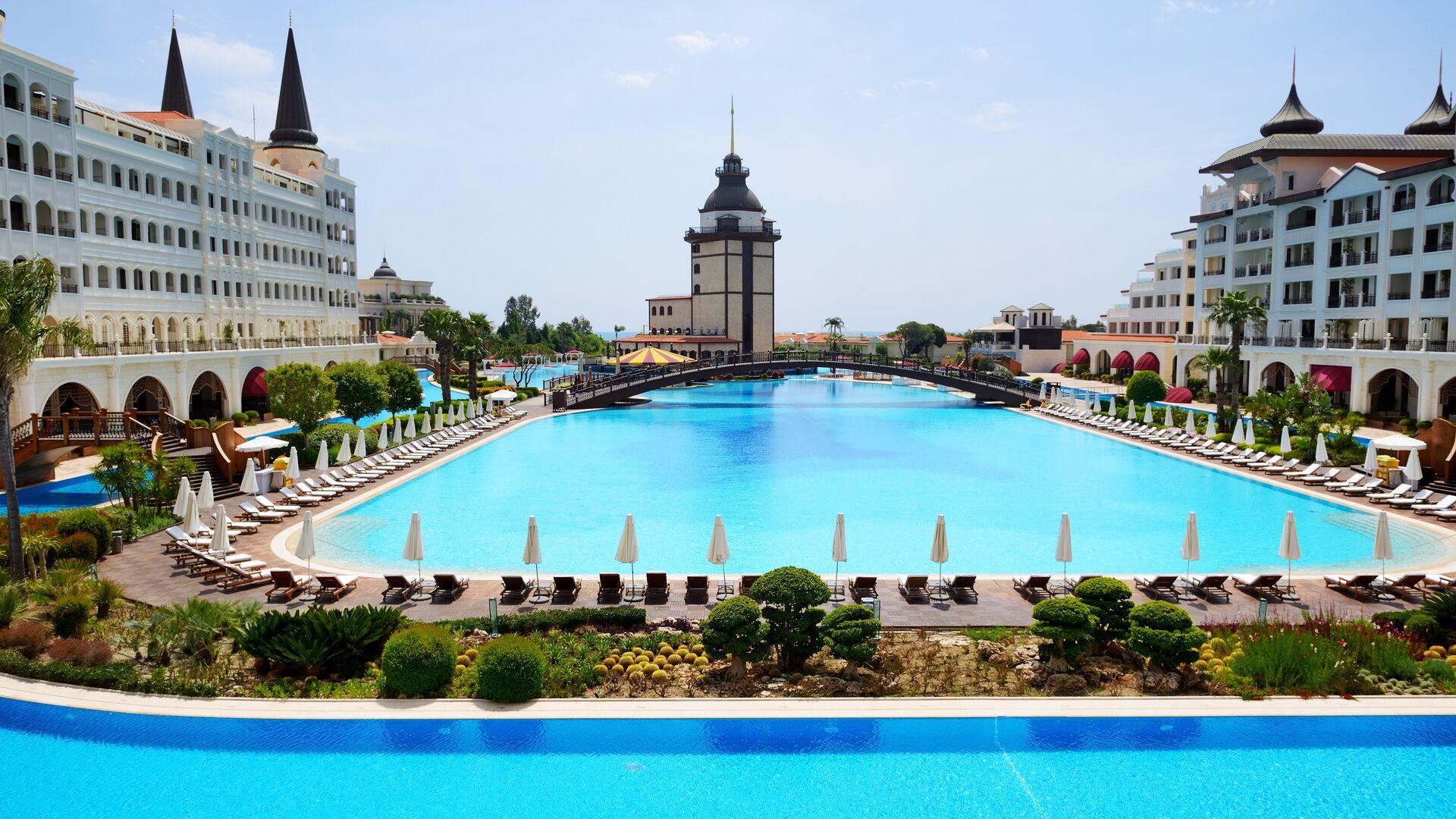 Отель Mardan Palace в Анталье, Турция - РИА Новости, 1920, 21.06.2021