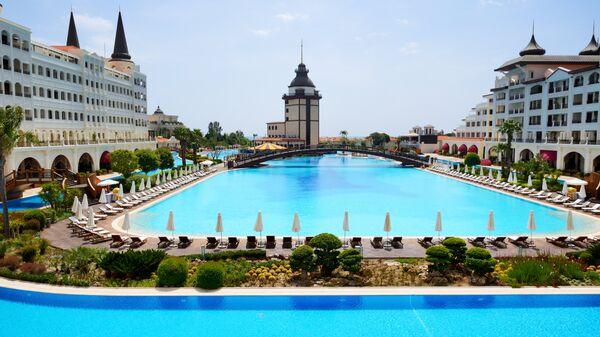 Отель Mardan Palace в Анталье, Турция
