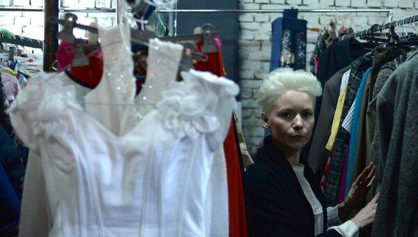 Третья Благотворительная Барахолка пройдет в Москве уже 19 ноября