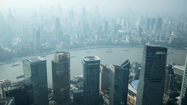 Шанхай. Архивное фото
