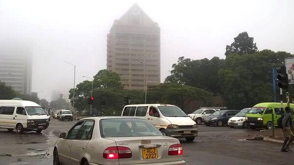 Столица Зимбабве Хараре. Архивное фото