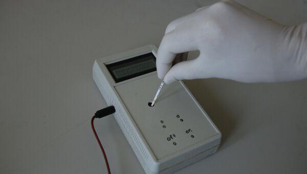 Регистратор магнитных наночастиц БиоМаг
