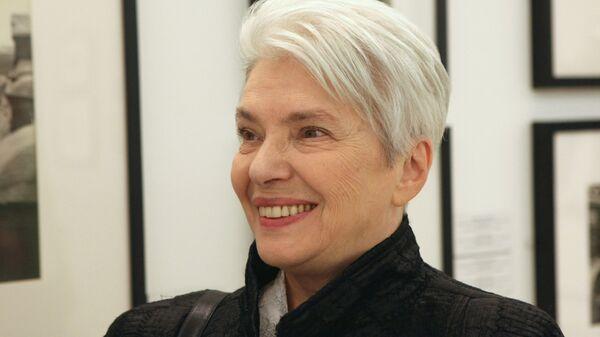 Вдова писателя Наталья Солженицына