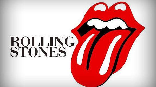 Логотип группы Роллинг Стоунз