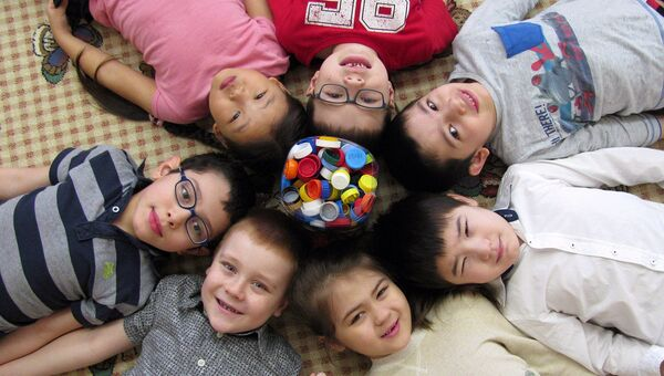 Крышечки собрали более 500 тыс рублей для детей с особенностями развития