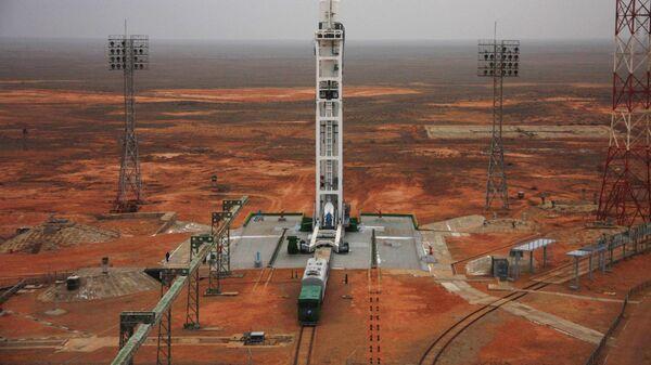 Ракета-носитель Зенит-3М с разгонным блоком Фрегат-СБ. Архивное фото