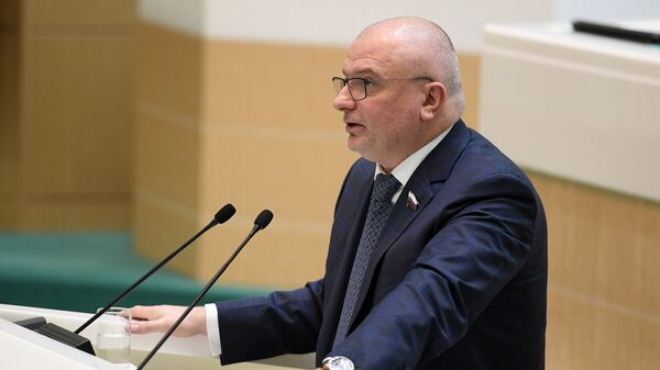Председатель Комитета Совета Федерации РФ по конституционному законодательству и государственному строительству Андрей Клишас. Архивное фото