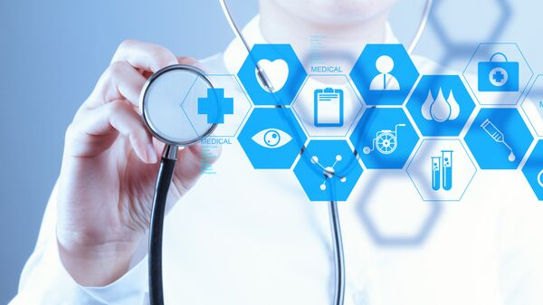 Современная медицина. Архивное фото