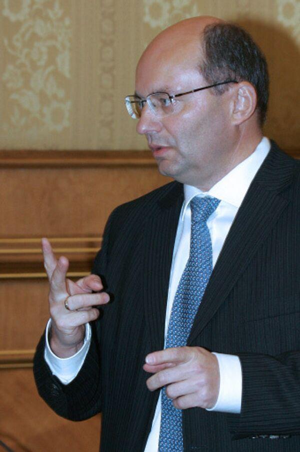 Заместитель министра транспорта РФ Александр Мишарин