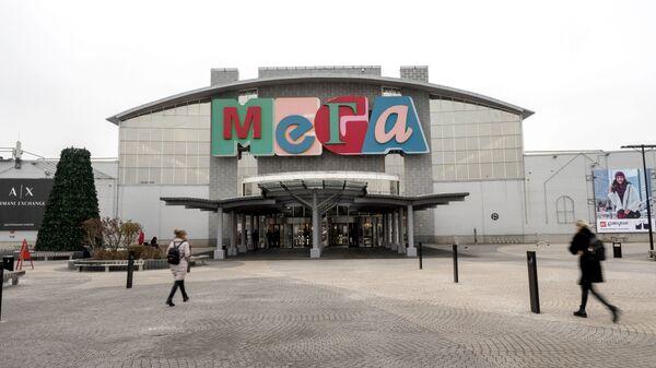 Торговый центр Мега Теплый Стан