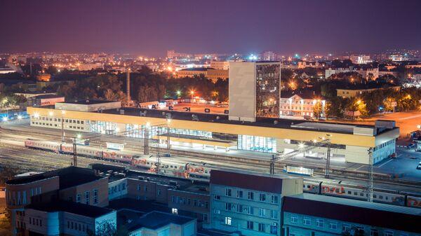 Железнодорожный вокзал Пензы