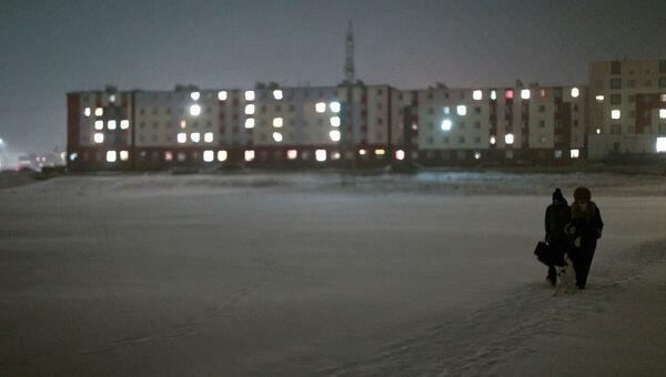 Самый северный город России Певек