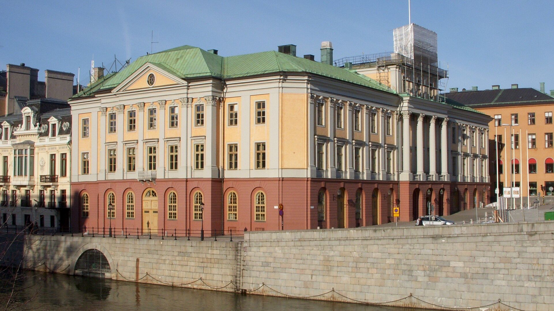 Министерство иностранных дел Швеции в Стокгольме - РИА Новости, 1920, 05.02.2021