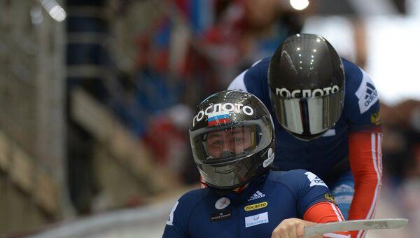 Александр Касьянов и Алексей Пушкарев. Архивное фото