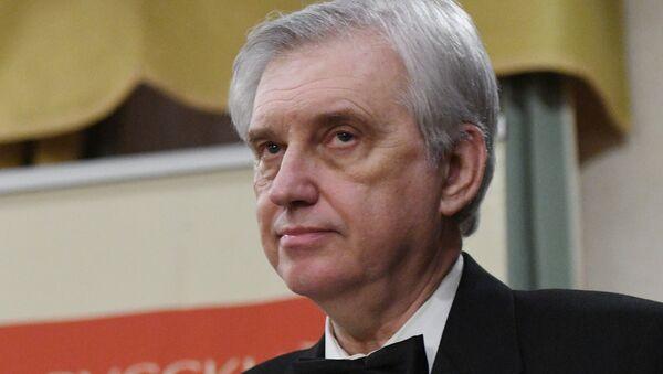 Литературный секретарь премии Русский Букер Игорь Шайтанов. Архивное фото