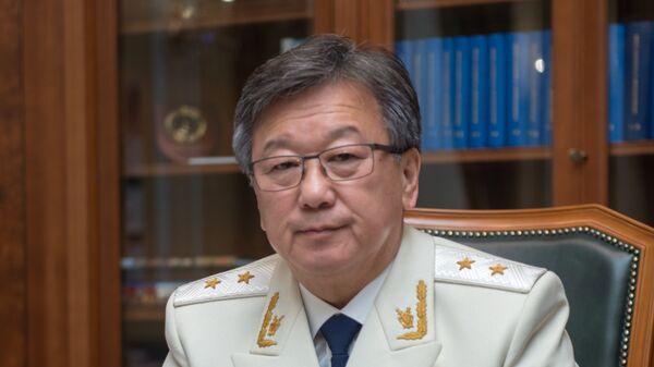 Главный военный прокурор России Валерий Петров. Архивное фото