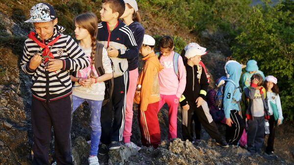 В СФ предлагают сделать международными детские экопроекты