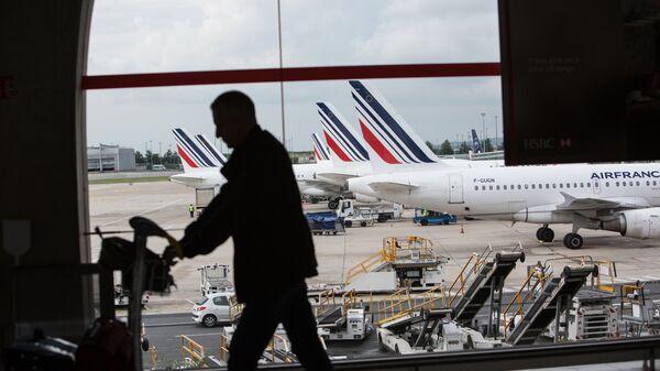 Аэропорт Париж – Шарль-де-Голль