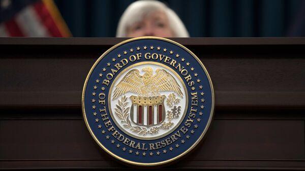 Герб Федеральной резервной системы США