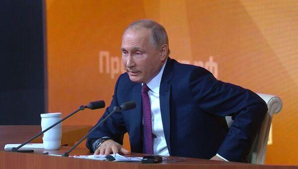 Путин объяснил, в чем главная проблема оппозиции