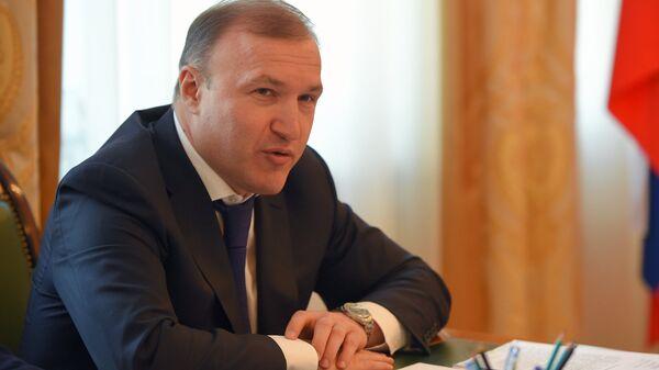 Глава республики Адыгея Мурат Кумпилов