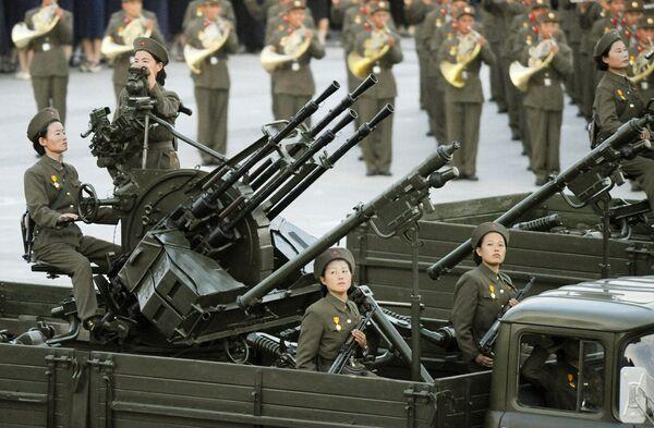 КНДР будет добиваться признания ее в качестве ядерной державы