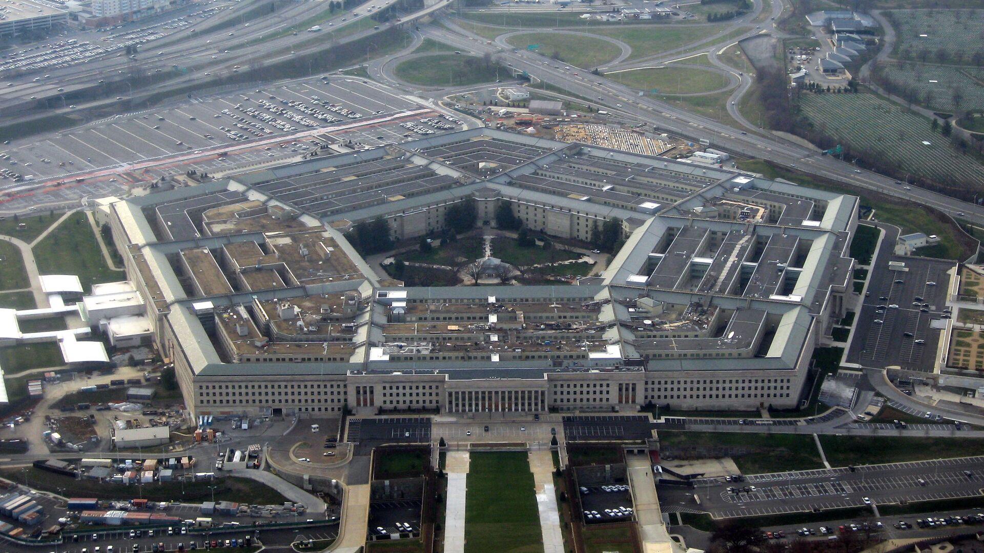 Штаб-квартира Министерства обороны США - РИА Новости, 1920, 02.06.2021