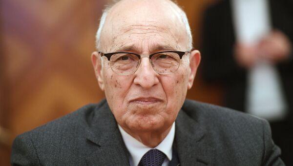 Советник президента Палестины Набиль Шаас. Архивное фото