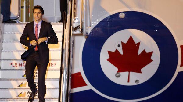 Премьер-министр Канады Джастин Трюдо. Архивное фото