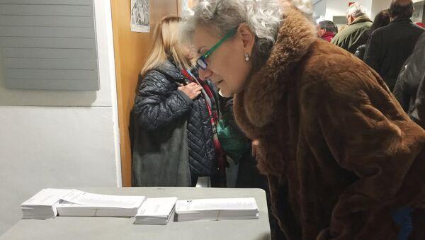 Парламентские выборы в Каталонии