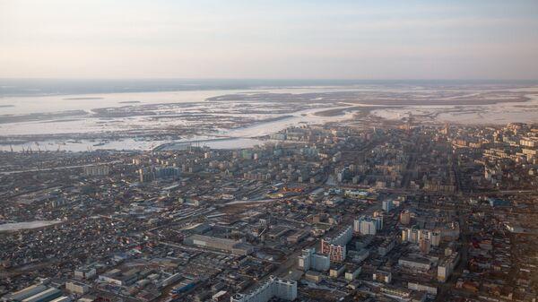 Окрестности города Якутска