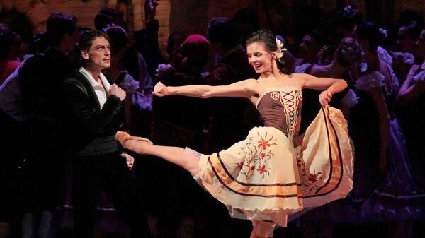 Балерина Наталья Осипова. Архивное фото