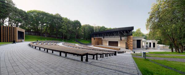 Зеленый театр, Воронеж