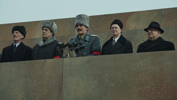Кадр из фильма Смерть Сталина