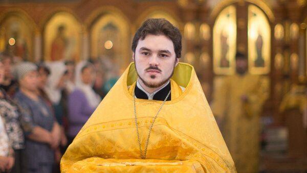 Cвященник Николай Спамбетов