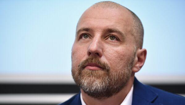 Лидер общественного движения Возрождение Александр Чухлебов