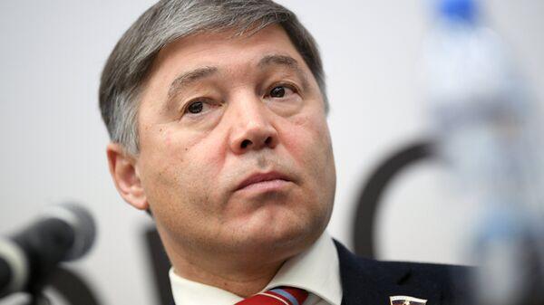 Председатель Федерального политического комитета партии Гражданская Платформа Рифат Шайхутдинов