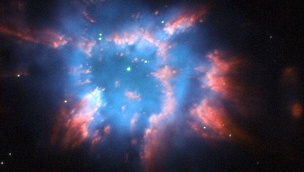 Туманность NGC 6326 в созвездии Жертвенник