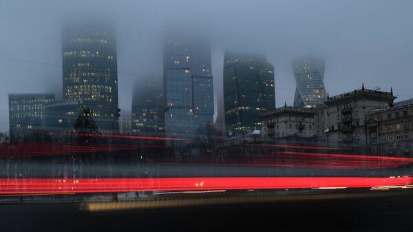 Международный деловой центр Москва-Сити