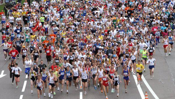 Лондонцы примут участие в экологическом спортивном забеге
