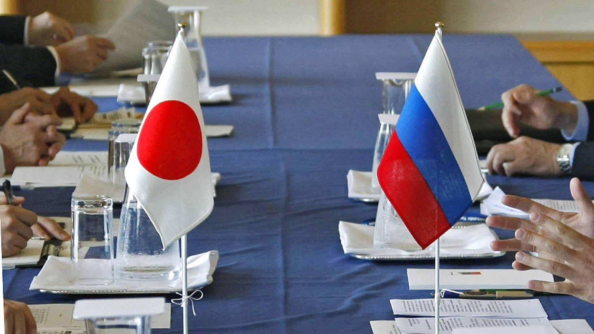 Переговоры России и Японии. Архивное фото - РИА Новости, 1920, 04.06.2021