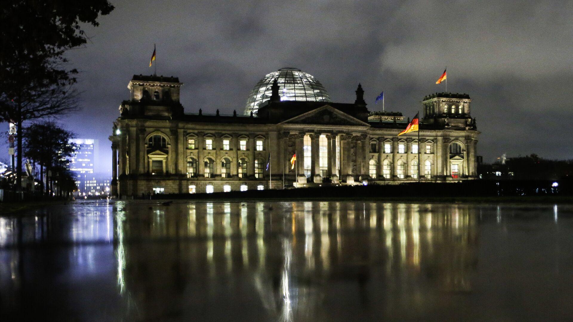 Здание немецкого парламента Бундестага - РИА Новости, 1920, 08.09.2020