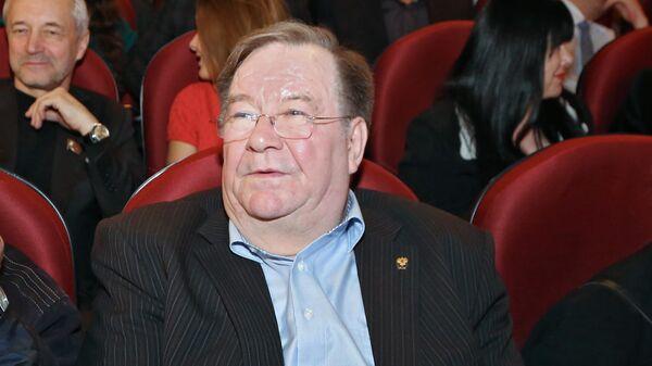 Генеральный директор Госфильмофонда Николай Бородачев