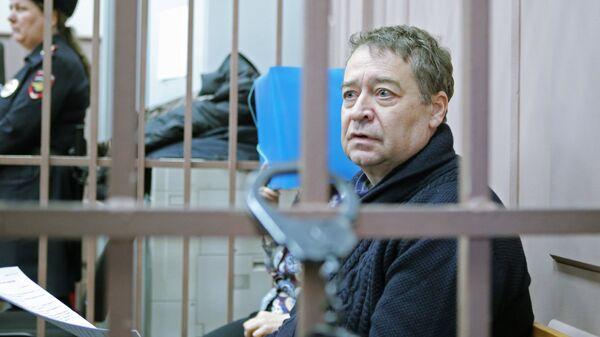 Бывший губернатор Республики Марий Эл Леонид Маркелов в Басманном суде Москвы