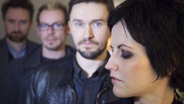 Долорес О'Риордан в составе группы The Cranberries