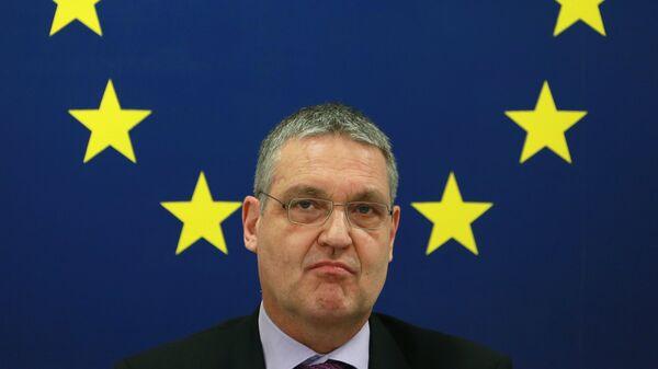 Глава представительства Европейского Союза Маркус Флориан Эдерер. Архивное фото