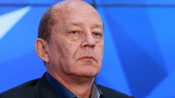 Бывший глава службы безопасности Бориса Березовского, эксперт федерального центра Аналитика и безопасность Сергей Соколов
