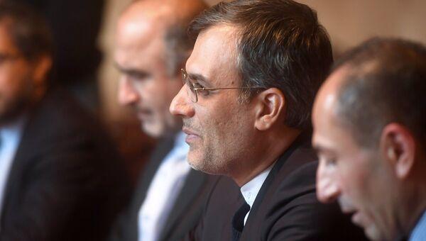 Заместитель главы МИД Ирана Хоссейн Джабери Ансари. Архивное фото